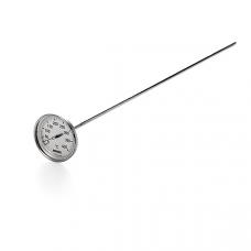 Thermometer 0–400 °C, Länge 400mm